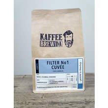 Káva  Filter No. 1 Cuvée 250g